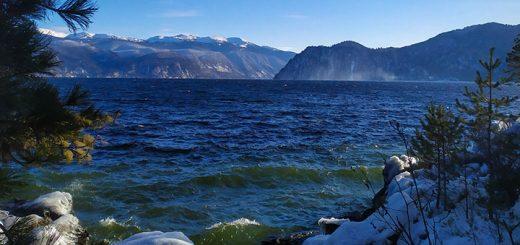 Алтайское озеро попало в рейтинг завораживающих мест от Google
