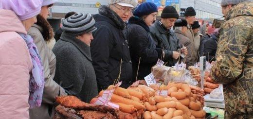 В Барнауле стартует сезон социальных продовольственных ярмарок