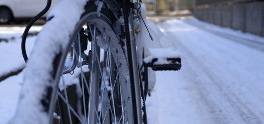 Барнаульцы примут участие в зимней акции «На работу на велосипеде»