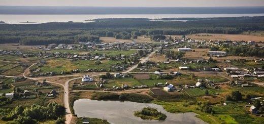 18 исчезнувших сел Ордынского района – хроника затопления