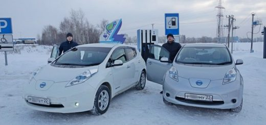«Россети» в шесть раз увеличат количество заправок для электромобилей в Сибири