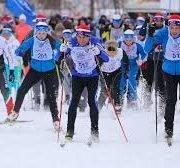 В Новосибирске стартовала «Лыжня России»