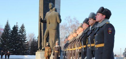 В Алтайском крае почтили память защитников Сталинградской битвы