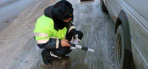 Под Новосибирском водитель ранил гаишника ножом в голову