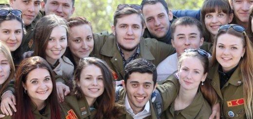 Всю неделю бойцы студенческих отрядов будут отмечать свой праздник