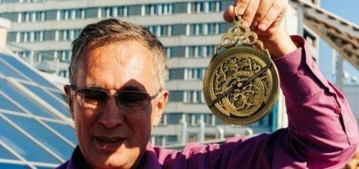 Объявлен краудфандинг на книгу о первом астрономе Новосибирска. Он называл себя генерал-логарифмом