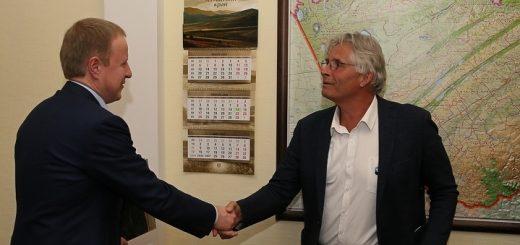 Виктор Томенко: гребной канал готовят к международным соревнованиям