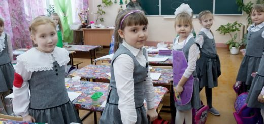 Что изменилось в бийской школе, где внедрили раздельное обучение детей