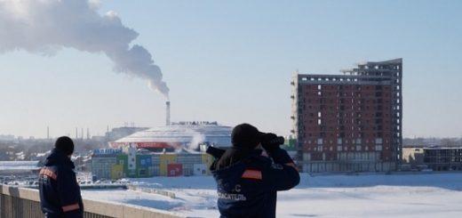 Новосибирские спасатели рассказали о безрезультатных поисках рыбака-«Умки»