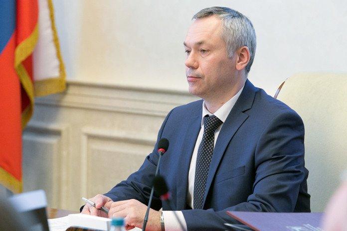 Андрей Травников сообщил о продлении в  Новосибирской области школьных каникул до 12 апреля