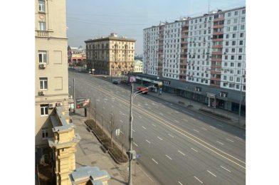 Москва в режиме самоизоляции: что происходит и как соблюдается