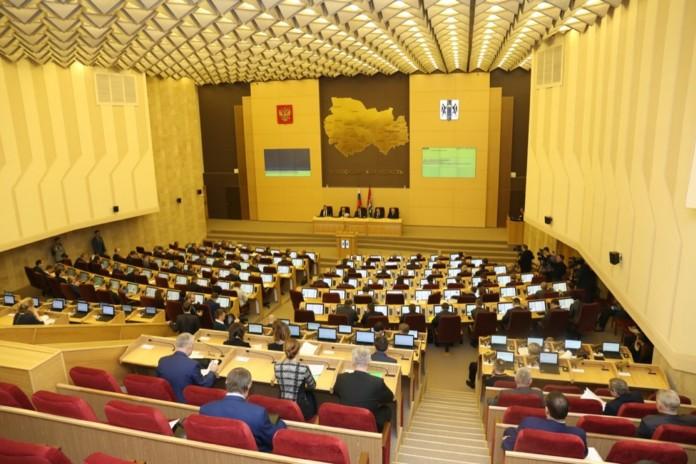 Новосибирские депутаты поддержали обращение к федеральным властям о корректировке закона «О банкротстве»