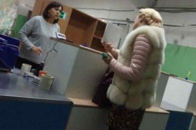 Блондинка в шубе попалась на продаже героина в Новосибирске