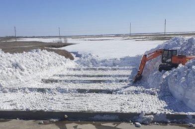 Алтайские федеральные дороги готовят к паводку