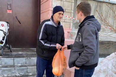 Волонтеров для помощи пожилым на карантине ищут в Новосибирске