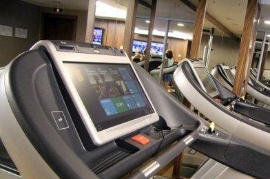 Спортзалы и фитнес-центры не прекратили работу в Новосибирске