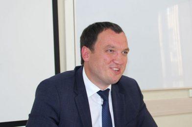 Александр Евстигнеев: Предпринимательство должно выступать значимой экономической силой