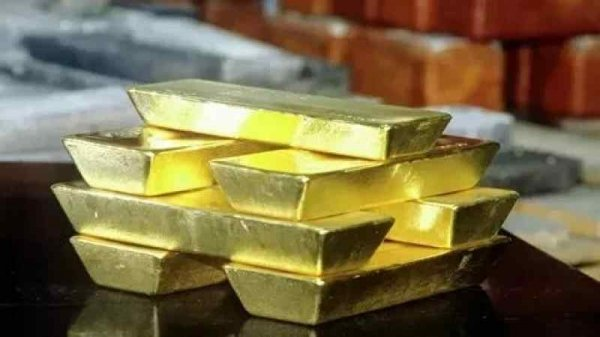 Тонну красноярского золота вывезли из России