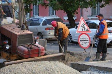 Мэр Новосибирска объяснил поздний ремонт улицы Ватутина