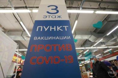 Семнадцать уголовных дел за поддельные документы по COVID-19 завели в Новосибирске